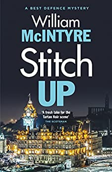 Stitch Up (Best Defence Series) by [McIntyre, William]