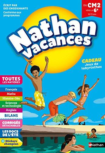 Cahier de vacances primaire CM2 vers 6ème