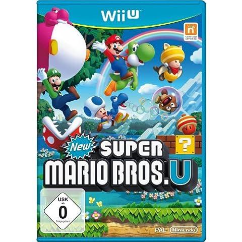 New Super Mario Bros. U [Importación alemana]