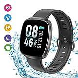 Montre Connectée Femmes Homme Smartwatch Tensiometre Bracelet Connecté...
