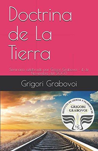 Doctrina de La Tierra: Seminario celebrado por Grigori Grabovoi - 4 de Noviembre del 2003