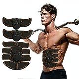 Elettrostimolatore Muscolare, Elettrostimolatore Per Addominali, stimolatore muscolare elettrico per addome, braccia, gambe.