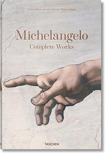 Michelangelo. Complete Works (XL Series) por Frank Zollner