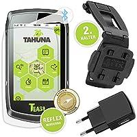 Teasi one 3 eXtend GPS inkl. Gürtelclip + Schutzfolie + Netzstecker