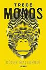 Trece monos par Mallorquí