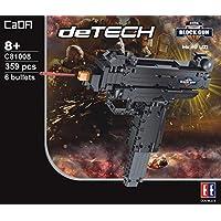 Brixtoys Bay CaDA Building Block Gun Rifle Assembling Toy #CH1008W