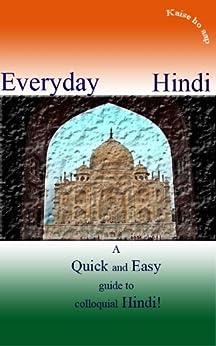 Everyday Hindi (English Edition) par [Nutan Publishing]