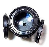 Best Manual Film Slr Cameras - Nikon Nikkor ais 50mm 1:1.4 Manual Lens Good Review