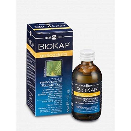 Bios Lne BioKap Lozione Anticaduta 50ml