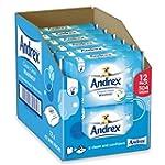 Andrex Washlets Flushable Toilet Tiss...