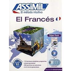 El Francés. Con 4 CD Audio. Con CD Audio formato MP3 (Senza sforzo)