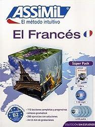 El francés : Super Pack (5CD audio)