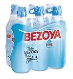 Bezoya Agua - Paquete de 6 x 500 ml - Total: 3000 ml