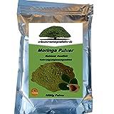 Moringa Sanleaf Poudre 1 Kg Qualité Premium de erlesene-naturprodukte