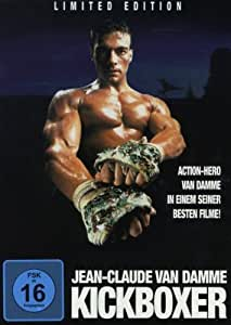 Kickboxer (Limited Steelbook Edition) [Limited Edition]