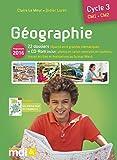Géographie CM - Fichier à photocopier