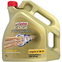 Castrol edge professional 5w – 30 longLife iII pas cher