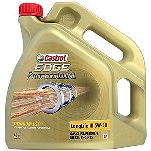 Castrol edge professional 5w – 30 longLife iII pas cher