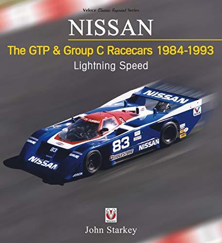 roup C Racecars 1984-1993: Lightning Speed (Veloce Classic Reprint) ()