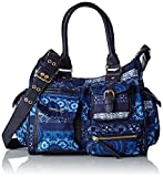 Desigual BOLS_LONDON Medium Barbados, Borsa a Tracolla Donna, 12 x 25 x 32 cm (B x H x T) - Desigual - amazon.it