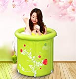 HWF Inflatable Bathtub Home Aufblasbare Badewanne Erwachsener oder Kind Faltbare