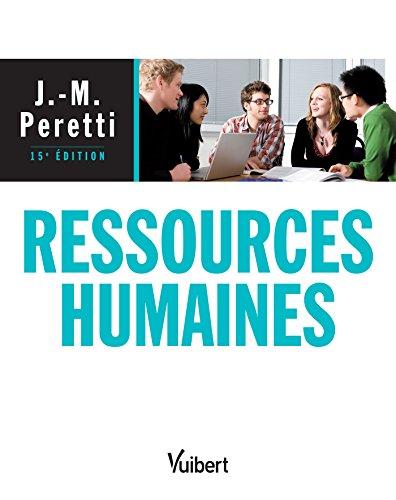 Livre gratuits Ressources humaines pdf ebook