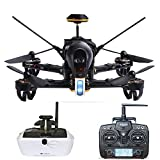 Walkera F210 profesional Deluxe Racer Quadcopter Drone W/5,8 g...