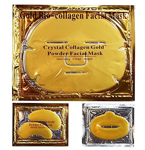 MáScara Facial De Cristal De ColáGeno BiolóGico
