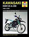 Kawasaki Kmx125 & 200 (86 - 02): 1986-2002 (Haynes Owners Workshop Manuals)