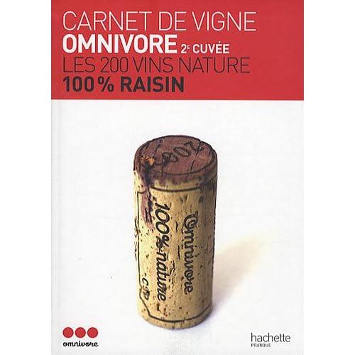 Carnet de vigne Omnivore