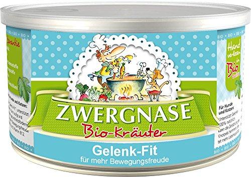 Ergänzungsfuttermittel Gelenk-Fit Pellet (51%Bio) 200g Zwergnase