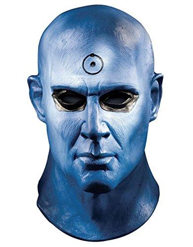 Watchmen Dr. Manhattan Maske aus (Tin Man Maske)