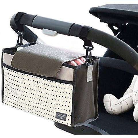 Carrito Bolsa de en de Bag, airlab Buggy Carrito organizador con tapa y compartimentos, resistente al