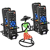 Orchid engineers Remote Holder/Remote Stand/Remote Organizer showpiece (Namaste Gesture, 4 REMOTES)