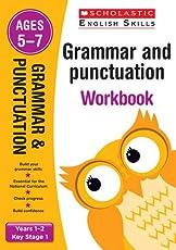 Grammar and Punctuation Years 1-2 Workbook (Scholastic English Skills)