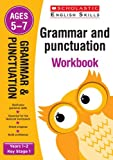 Grammar and Punctuation Years 1-2 Workbook (Scholastic English Skills)