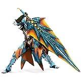 Monster Hunter 3 G Lagia Series Equipment Hunter Action Figure Exclusive (japan import)