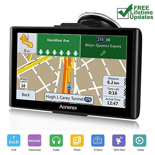 Aonerex Automobile GPS Units - Best Reviews Tips
