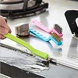 XIAOYANJIA La famiglia deve inserire 3 set di spazzola per la pulizia del  lavello spazzola forte 4f5df3a45b69