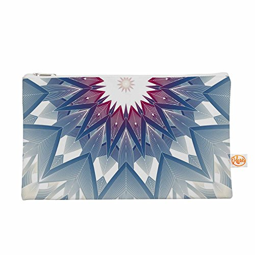 Kess interno de 12,5x 21,6cm Angelo Cerantola'Juego de' todo bolsa–Azul