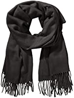 PIECES Unisex Schal KIAL LONG SCARF NOOS Einfarbig