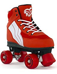 Rio Roller Kids Quads Pure Red/White Kids 4uk