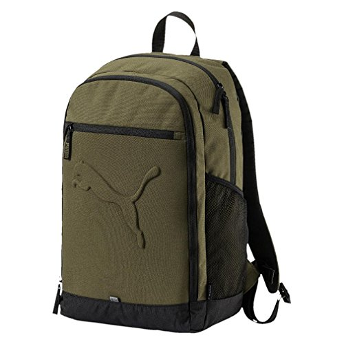 Puma Unisex Buzz Backpack Rucksack olive night