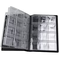 Natthom Coin Collectors Collecting Album 120 Coin Holders