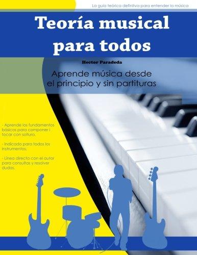 Teoría musical para todos por HPP Hector Paradeda