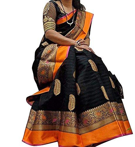 Saree(Nishchay Enterprise Sarees For Women Party Wear Half Sarees Offer Designer Below...