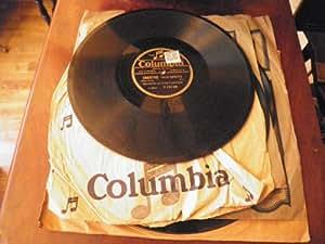 orchestre de danse Alexander : craintive valse musette (Pierre Muller)/ doux secret - valse - (Latorre) disque Columbia n° D 19166