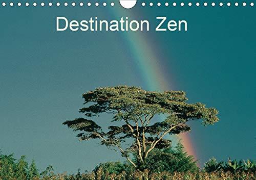 Destination Zen (Calendrier mural 2020 DIN A4 horizontal): Zen Attitude qui ouvre les portes de la plénitude (Calendrier mensuel, 14 Pages ) (Calvendo Mode de vie)
