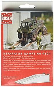 Busch 9621 Wash and Manteca Ramp HO - Báscula de esparcimiento