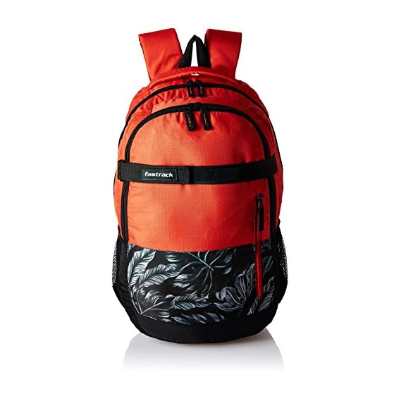 Fastrack 27.24 Ltrs Red Casual Backpack (A0651NRD01)